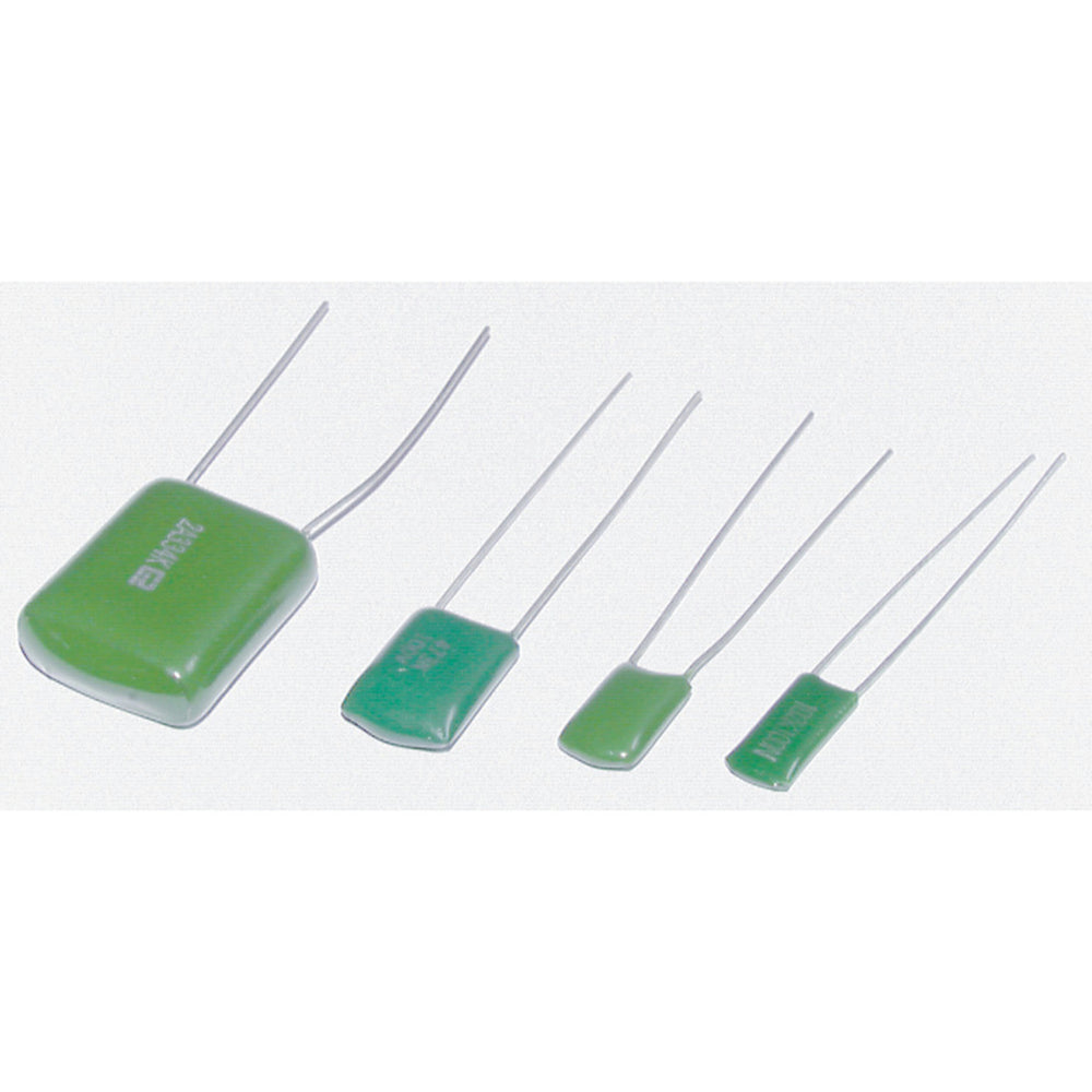 1uF 100VDC Polyester Capacitor