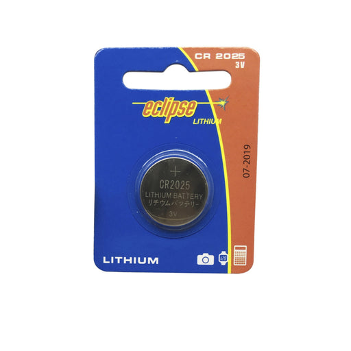 CR2025 3V Lithium Battery