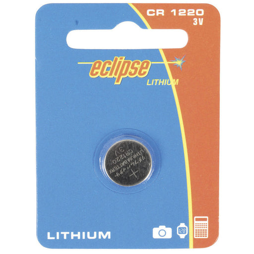 CR1220 3V Lithium Battery