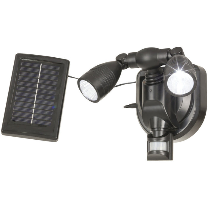 Solar Rechargeable Sensor Spot Lights