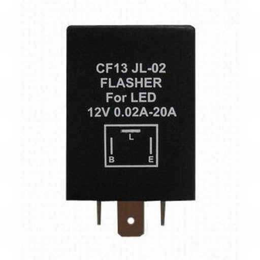 RELAY FLASHER LED 3 PIN JAPANESE CAR 12V