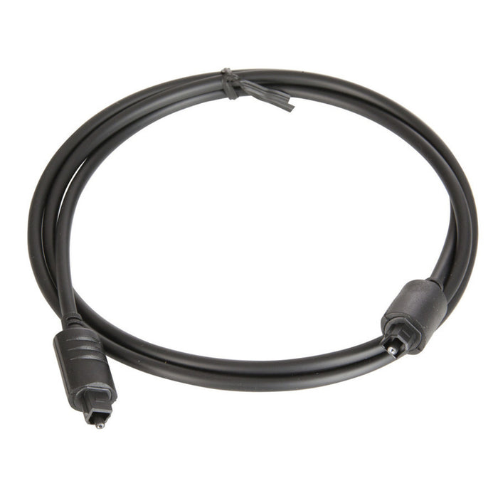 1m Fibre Optic Toslink Audio Lead
