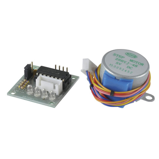 Arduino Compatible 5V Stepper Motor with Controller