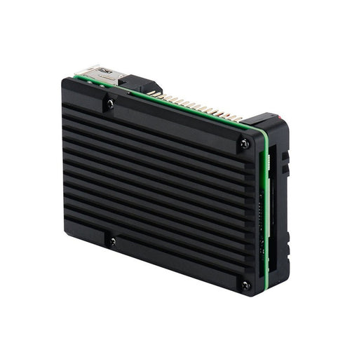 Armour Case with Dual Cooling Fan for Raspberry Pi 3B/3B+