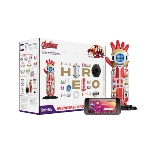 littleBits Avengers Hero Inventor Kit