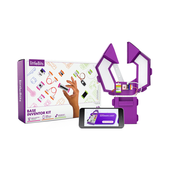 LittleBits Base Inventor Kit