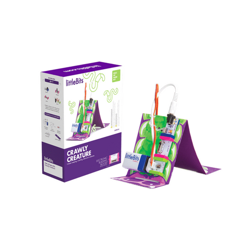 littleBits Crawly Creature Hall of Fame Kit
