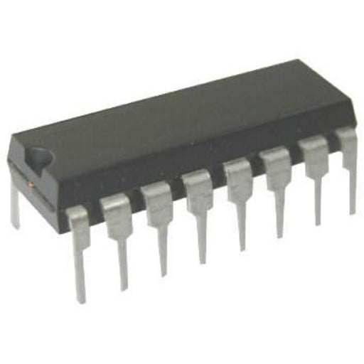 10-bit ADC (SPI) - 4 Channel