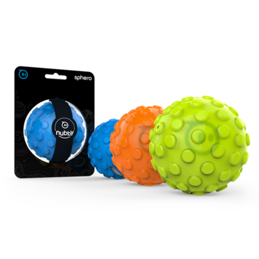 Sphero Nubby Cover - Adventure Orange