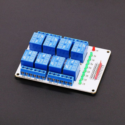 8 Channel 5V Relay Module BK_RL8_01