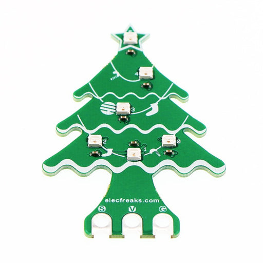 Christmas Tree Rainbow LED for micro:bit