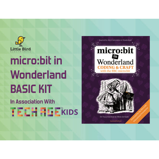 micro:bit In Wonderland - Basic Companion Kit