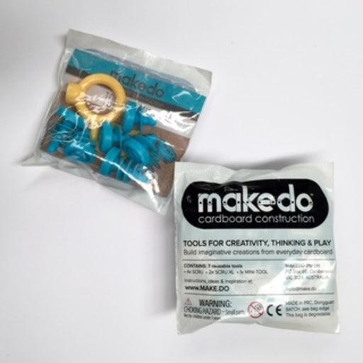 Makedo 7 piece sampler pack