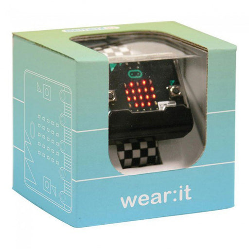 micro:bit wear:it - Wearable Tech Kit