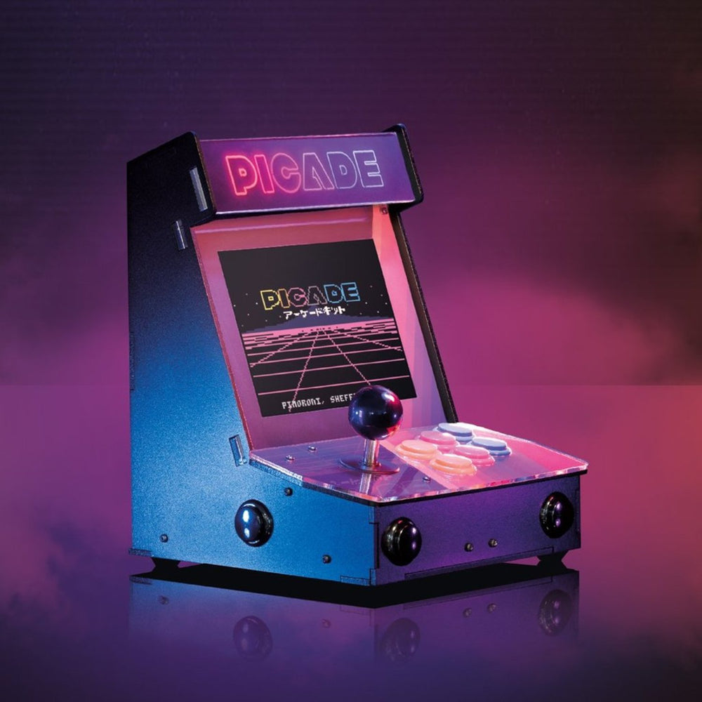 Picade – 8-inch display