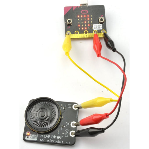 Speaker for micro:bit