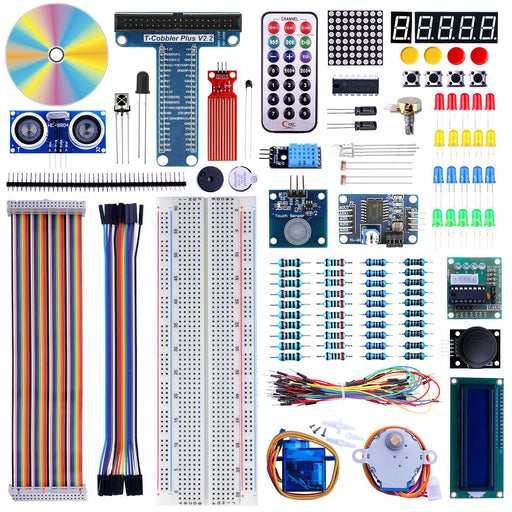 Starter Kit for Raspberry Pi +Arduino