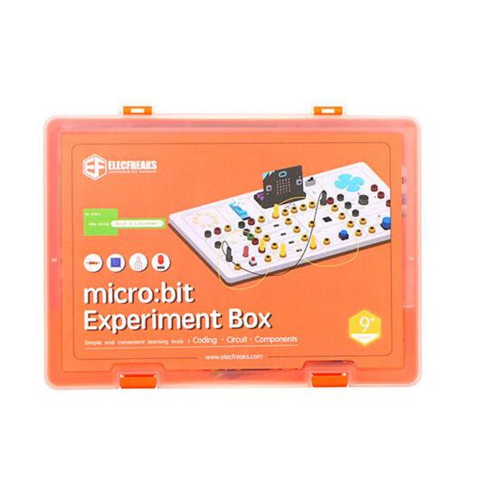 Micro:bit Experiment box for micro:bit (without micro:bit)