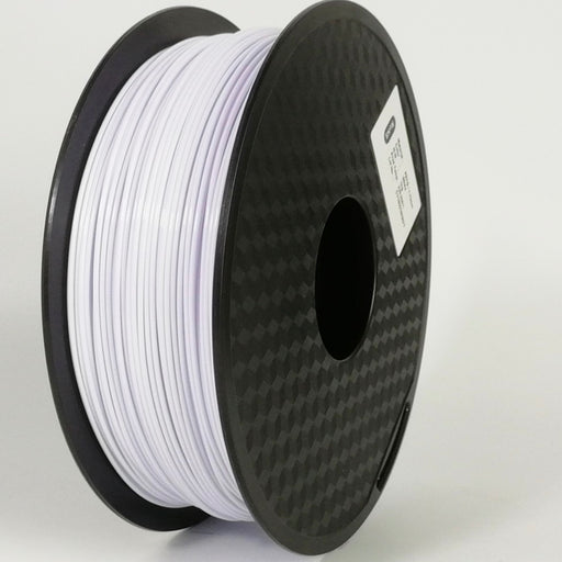 PETG Filament 1.75mm, 1Kg Roll - White