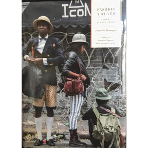 'Fashion Tribes' A book on African and Global Street Style - SOLD