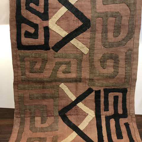 Kuba Cloth - Collectors Piece - Antique