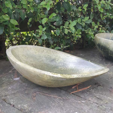 Oval Water Vessel