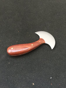 KL  full-tang small round knife