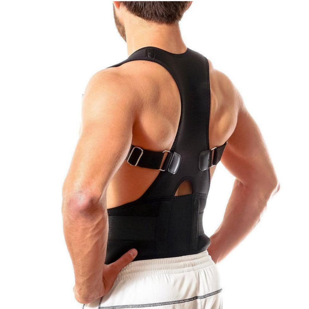Posture Corrector With Back Support: Improve Posture And Reduce Upper And Lower Back Pain - Ship Directly From Usa