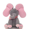 NEW! Peek-A-Boo Interactive Elephant Plush Toy