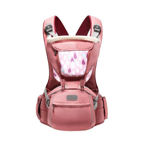 New Design Infant Toddler Ergonomic Baby Carrier