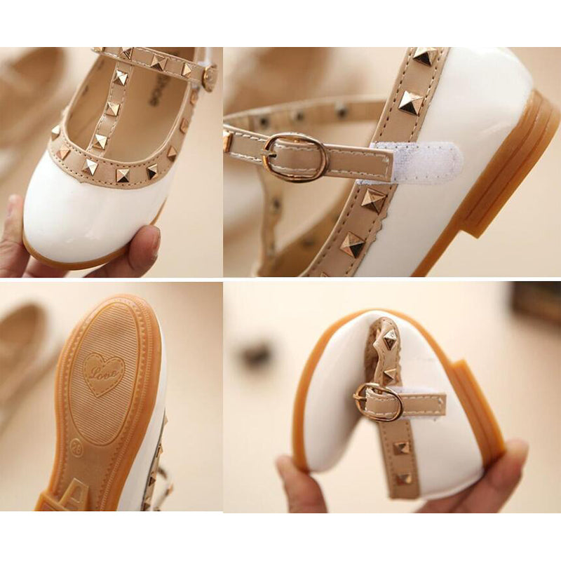 Flat Heels Ankle-Wrap Leisure Sandals