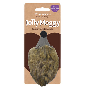 Jolly Moggy Silvervine Hedgehog