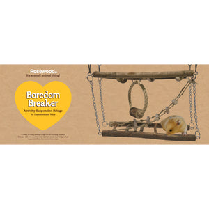 Naturals Activity Suspension Bridge