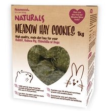 Load image into Gallery viewer, Rosewood Naturals Meadow Hay Cookies, 1kg