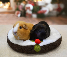 Load image into Gallery viewer, Christmas Pudding Snuggle Bed