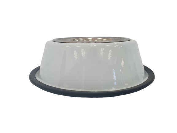 Anti-Skid Coloured Detachable Bowl
