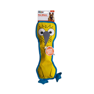 Outward Hound Fire Biterz Blue Footed Boobie 3 Squeaker
