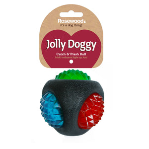 Jolly Doggy Catch & Flash Ball