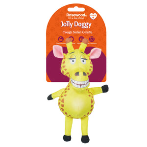 Jolly Doggy Tough Safari Giraffe