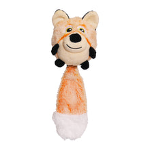Load image into Gallery viewer, Jolly Doggy Multi-Activity Squeak Switch Fox