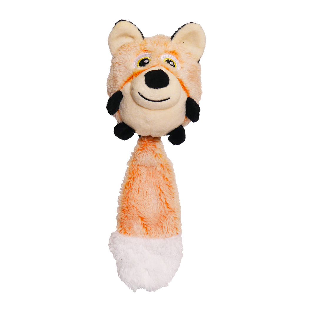 Jolly Doggy Multi-Activity Squeak Switch Fox