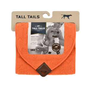 Rosewood Tall Tails Cape Pocket Towel