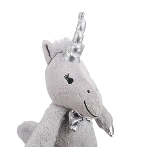 Luxury Silver Unicorn