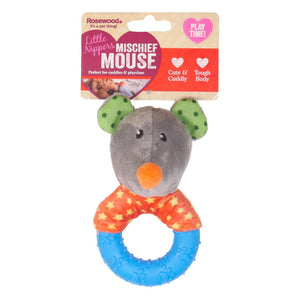 Rosewood Nippers Mischief Mouse