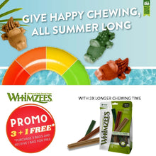 Load image into Gallery viewer, WHIMZEES Stix Buy 3 Get 1 Free