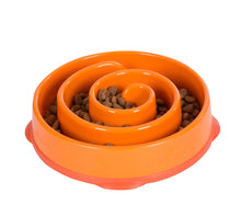 Load image into Gallery viewer, Outward Hound Fun Feeder Orange