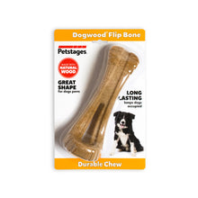 Load image into Gallery viewer, Petstages Dogwood Flip & Chew Bone
