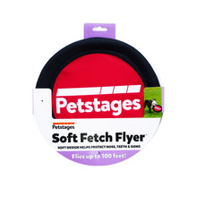 Load image into Gallery viewer, Petstages Soft Fetch Flyer
