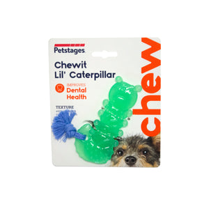 Petstages Chewit Caterpillar