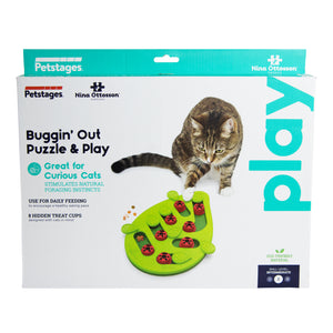 Nina Ottosson Cat Puzzle 'n Play Buggin Out